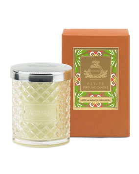 Agraria Lime & Orange Blossoms Petite Crystal Candle - 3.4 oz.