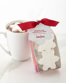 Exclusive NM Snowflake Marshmallows
