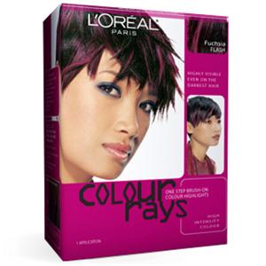 L'Oréal Paris Colour Rays