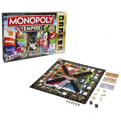 Monopoly Empire Game 2016 Edition