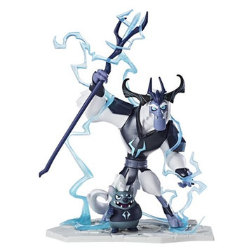My Little Pony Storm King and Grubber Figures