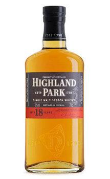 Highland Park 18 Year Old Single Malt