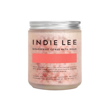 Indie Lee GRAPEFRUIT CITRUS BATH SOAK (8 oz)