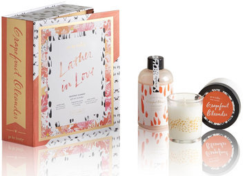 Illume Lather In Love Set, Grapefruit Oleander