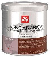 illy iper Monoarabica Single-Origin Espresso Capsules Guatemala - (21 count)