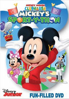 Mickey Mouse Clubhouse-Mickeys Sport-Y-Thon DVD