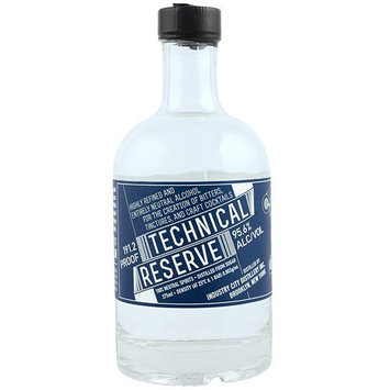 Industry City Distillery Technical Reserve Vodka Concentrate