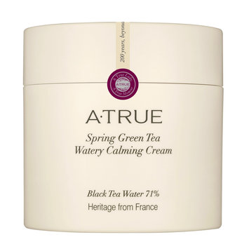 A.TRUE Spring Green Tea Watery Calming Cream