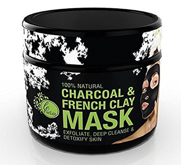 Jean Pierre 01709 5 fl oz Facial Mask with Activated Charcoal