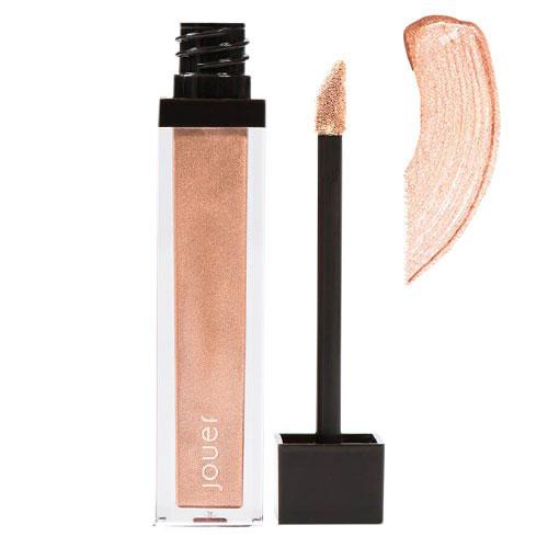 Jouer Cosmetics Long-Wear Lip Crème Metallic - Papaye