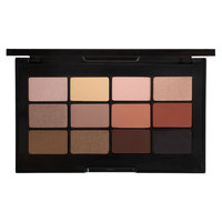 Jouer Cosmetics Essential Matte And Shimmer Eyeshadow Palette