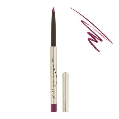 Jouer Cosmetics Long-Wear Crème Matte Lip Liner - Aubergine