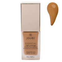 Jouer Cosmetics Essential High Coverage Creme Foundation - Cocoa