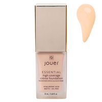 Jouer Cosmetics Essential High Coverage Creme Foundation - Shell