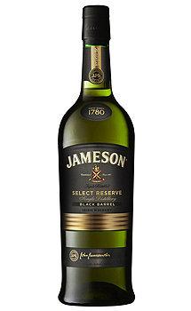 Jameson Black Barrel Irish Select Reserve 80