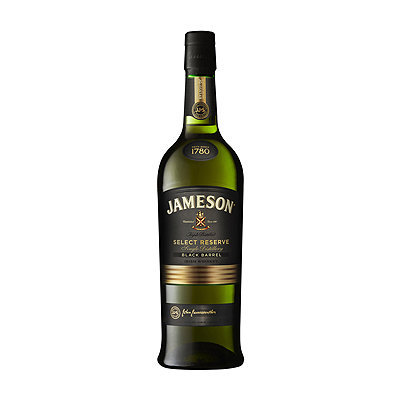 Jameson Black Barrel Irish Select Reserve 80