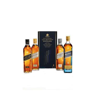 Johnnie Walker Scotch Collection