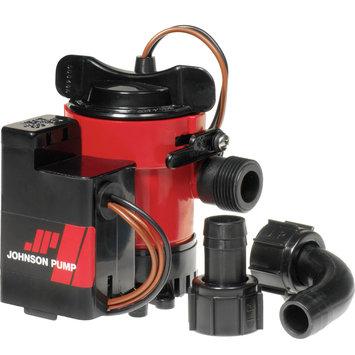 Johnson Pump 38959M JOHNSON PUMP 500GPH AUTO BILGE PUMP 3/4