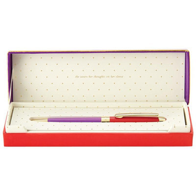 Kate Spade New York Ballpoint Pens-RED-One Size