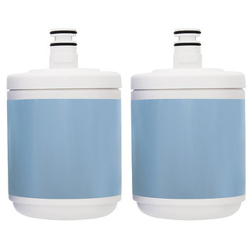 Aqua Fresh New Replacement Filter for Kenmore ADQ72910902 Filter Model ( 2 Pack )
