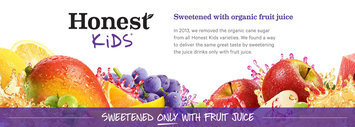 Honest® Kids Organic Juice Drinks