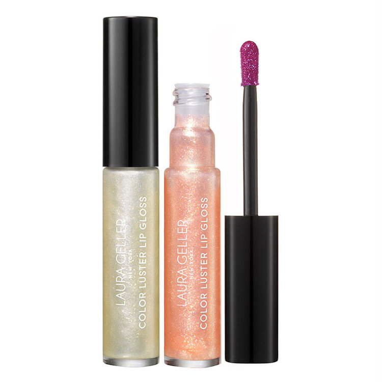 Laura Geller Color Luster Lip Gloss Toppers - The Pearls