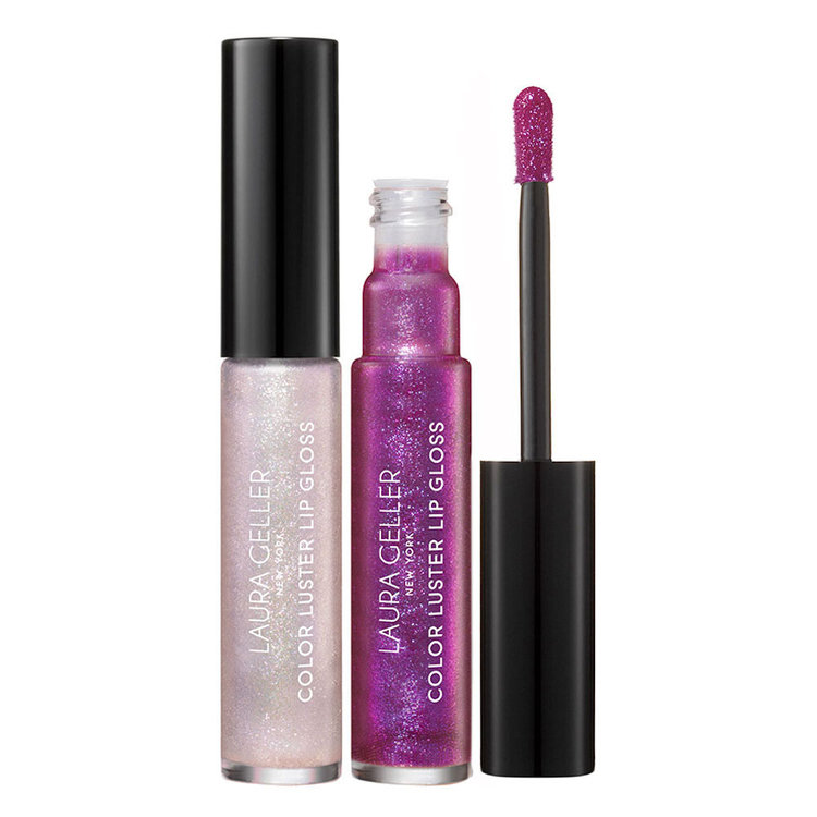 Laura Geller Color Luster Lip Gloss Toppers - The Diamonds