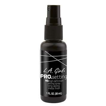 L.A. Girl PRO. setting HD High Definition Matte Finish Setting Spray