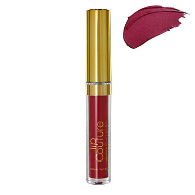 LASplash Lip Couture Waterproof Matte Liquid Lipstick - Poison Apple