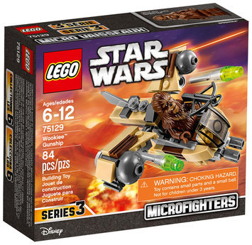 Star Wars: Wookie Gunship #75129