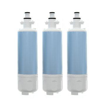 Aqua Fresh Replacement Water Filter Cartridge for LG LFX31925SB02 / LFX31925ST / LFX31925ST01 / LFX31925ST02 Refrigerator Models (3 Pack) AquaFresh