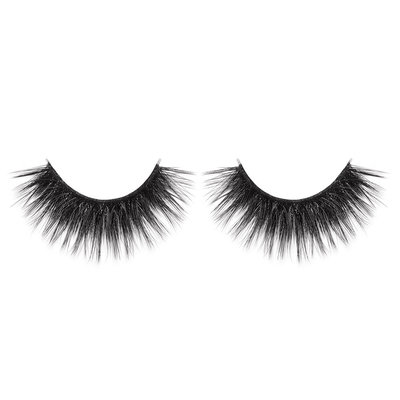 Lilly Lashes Dalia 3D Faux Mink Band-Less Lashes