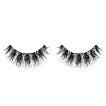 Lilly Lashes Olivia 3D Faux Mink Band-Less Lashes