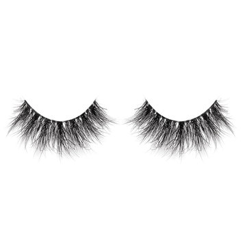Lilly Lashes Lyla 3D Mink Band-Less Lashes