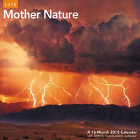 Mead Mother Nature Wall Calendar - Wall Calendars