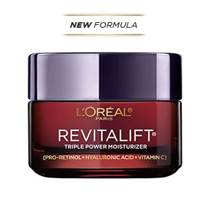 L'Oreal Paris Triple Power Anti-Aging Moisturizer