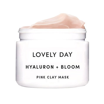 Lovely Day Hyaluron & Bloom Pink Clay Mask