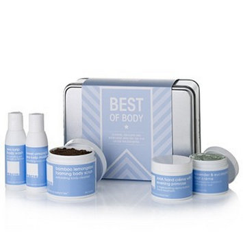 LATHER BEST OF BODY (set)