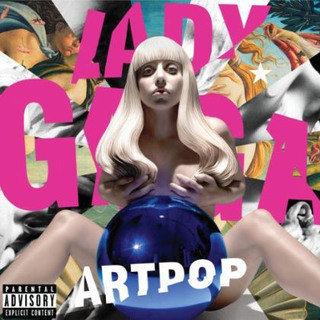Lady Gaga - ARTPOP (Music CD)