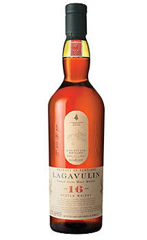 Lagavulin 16 Year Old Single Malt Islay Single Malt Scotch Whisky