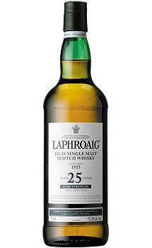 Laphroaig Scotch Single Malt 25 Year Old