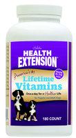 Health Extension Lifetime Vitamins 180ct