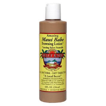 Maui Babe Amazing Browning Lotion Tanning Salon Formula