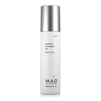 Mad Skincare M.A.D SKINCARE SALICYLIC CLEANSING GEL (200 ml / 6.75 fl oz)