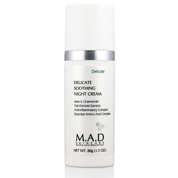 Mad Skincare M.A.D SKINCARE DELICATE SOOTHING NIGHT CREAM (50 g / 1.7 oz)