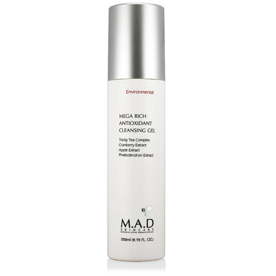 Mad Skincare M.A.D SKINCARE MEGA RICH ANTIOXIDANT CLEANSING GEL (200 ml / 6.75 fl oz)