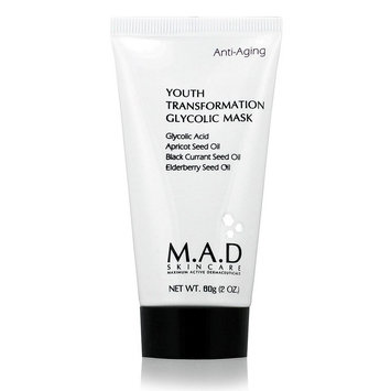 Mad Skincare M.A.D SKINCARE YOUTH TRANSFORMATION GLYCOLIC MASK (60 g / 2.0 oz)