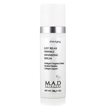 Mad Skincare M.A.D SKINCARE JUST RELAX WRINKLE MINIMIZING SERUM (30 g / 1.0 oz)