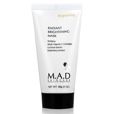 Mad Skincare M.A.D SKINCARE RADIANT BRIGHTENING MASK (60 g / 2.0 oz)