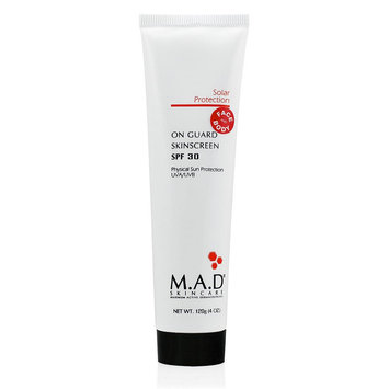 Mad Skincare M.A.D SKINCARE ON GUARD SKINSCREEN SPF 30 (120 g / 4.0 oz)